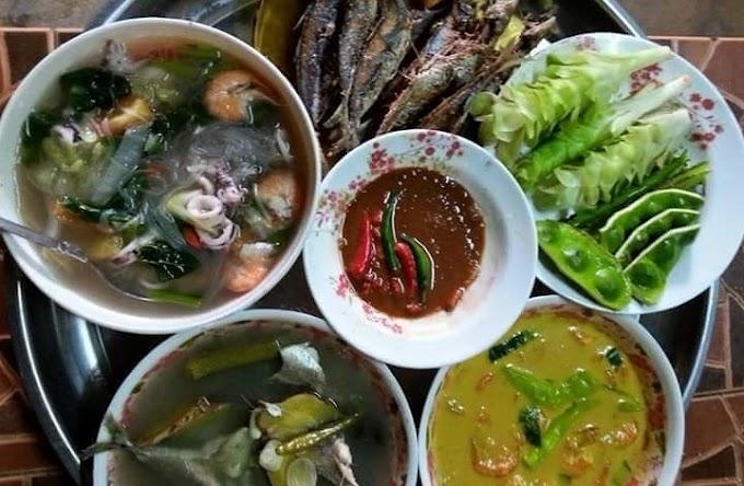 Boleh Makan Tak Hidangan Masakan Orang Pantai Timur?
