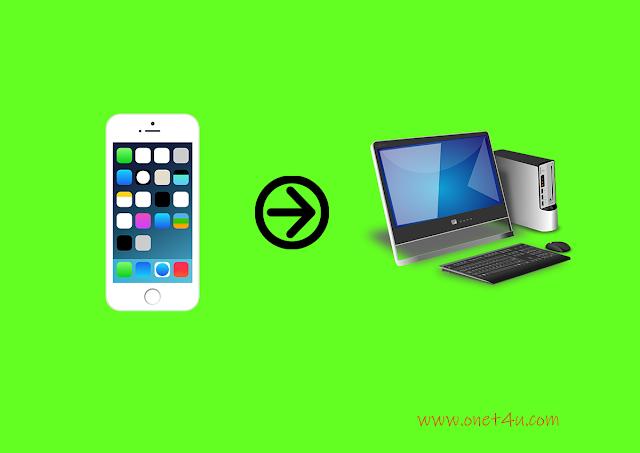 Cara Memindahkan File dari iPhone ke komputer
