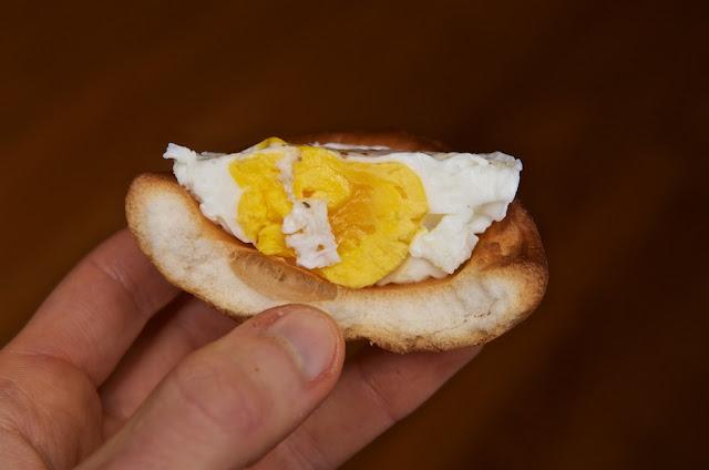 Cuit-œuf au micro-ondes - œuf micro-ondes - Microwave egg - Cook - Cooking - Cuisine étudiante - Student cooking