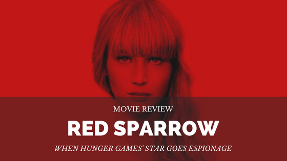 Red Sparrow Review Jennifer Laurence