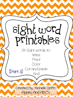 Apples And Abc S Sight Word Mania Part 3