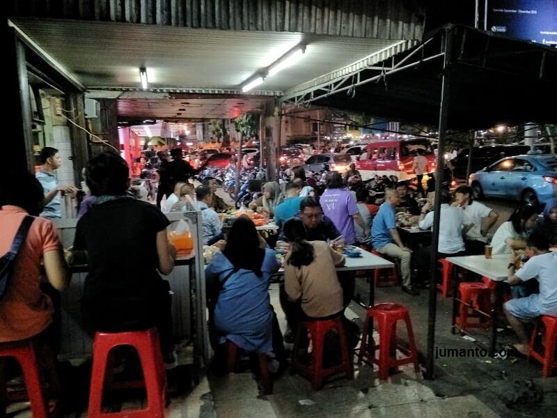 RM Bang Ali, Kuliner Terkenal di Kota Palembang