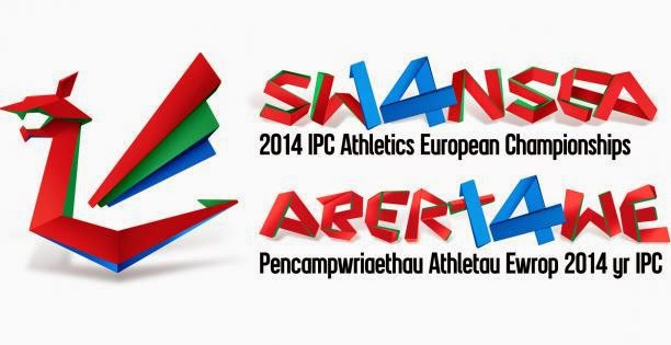 , Swansea 2014 IPC Athletics European Championships Are Coming Be Part Of It.