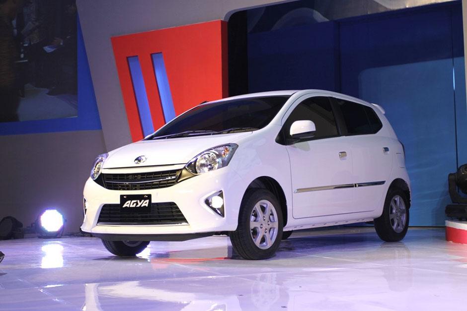 Toyota Agya Jadi Mobil Murah Paling Laris Di Indonesia