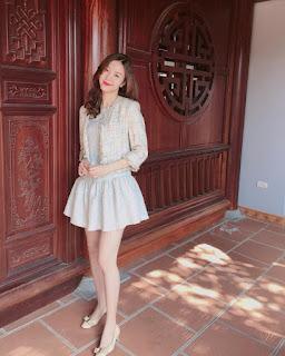 Gái xinh facebook Vũ Ngọc Châm