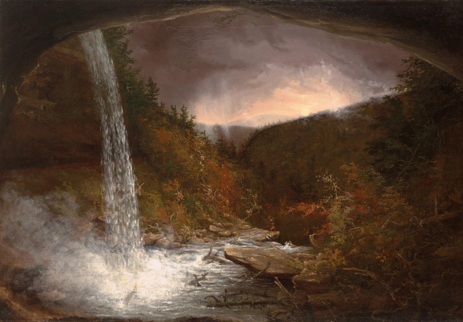 Thomas Cole Kaaterskill Falls