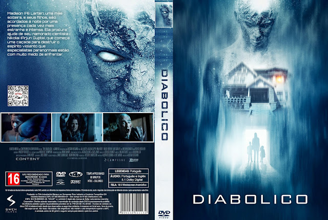 Capa DVD Diabólico [Exclusiva]