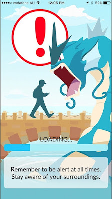 Bahaya dari Kecanduan Bermain Pokemon Go