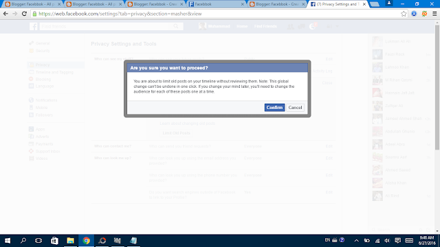 Facebook Privacy Settings 4