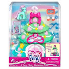 MLP Minty A Very Minty Christmas Tree Building Playsets Ponyville Figure