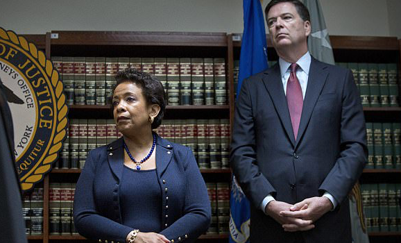 First DOJ Leak on IG Report Reveals Obama AG Loretta Lynch Tried to Hide Evidence of Hillary's Wrongdoing Before Election