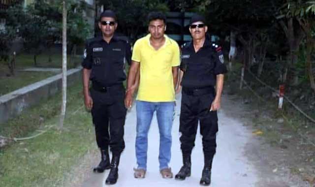 Arrested in Gaibandha over rumors of Padma bridge beating