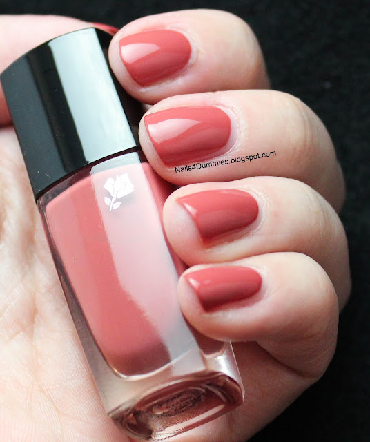 Nails4Dummies - Lancome Rose The