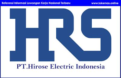 Lowongan Kerja PT. Hirose Electric Indonesia