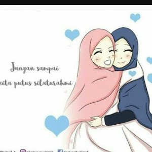 HD Wallpapers Hijaber Animation