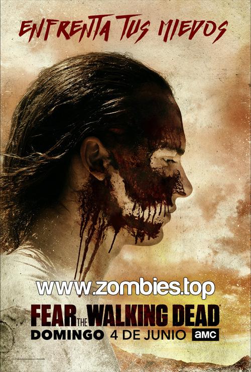 Poster de Fear the Walking Dead Season 3