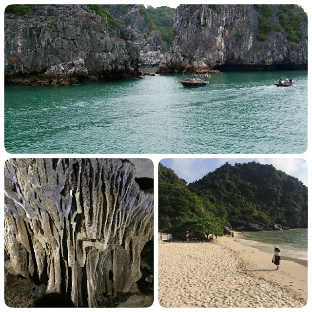 Lan Ha Bay - Its A Peaceful But Equally Spectacular Experience