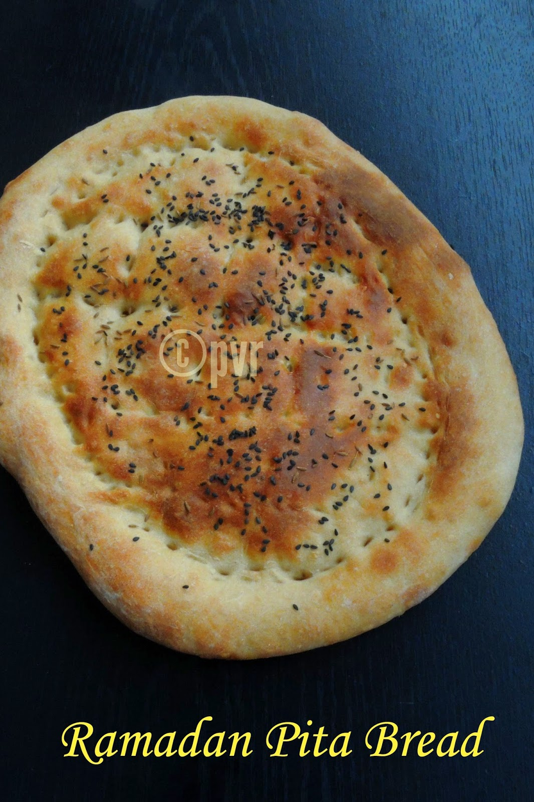 Ramadan Turkish Pita Bread