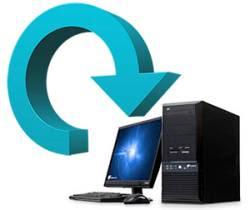 ripristino chiavi di registro e servizi Windows