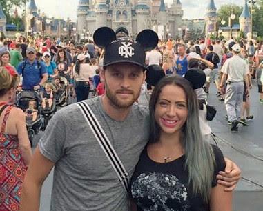 Gerardo Lugo y su familia fueron a Las Vegas