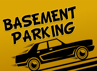 Basement Parking Escape Juego
