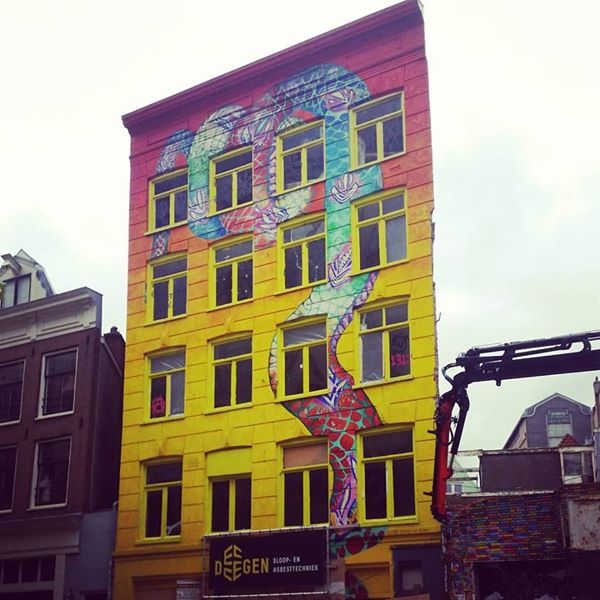 A Worrier's Guide to Amsterdam