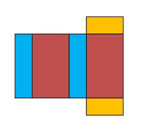 gambar jaring jaring balok 8