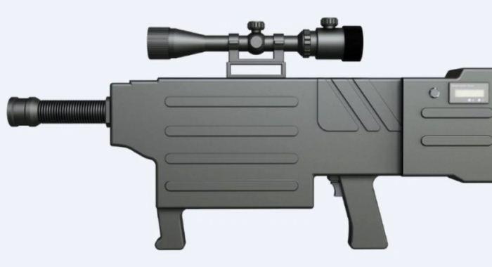 Casing senjata ZKZM-500