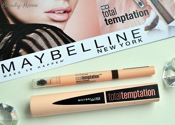 e2b23afc04c In diesem Beitrag erzähle ich Dir nun mehr darüber, denn ich habe die Total  Temptation Mascara und den Eyebrow Pencil ausführlich getestet!