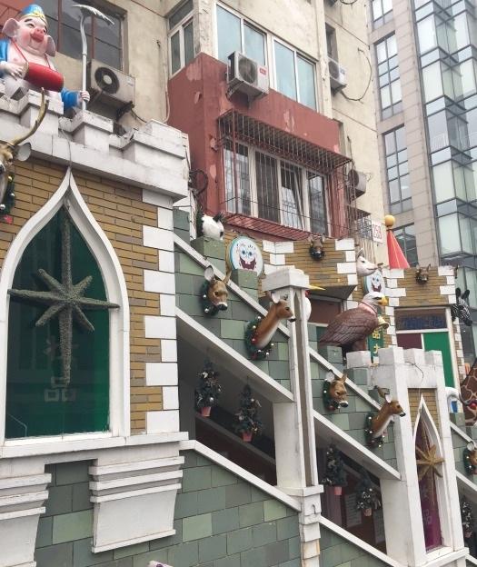 ตลาดของเล่นในปักกิ่ง Tianyi Market 天意新商城