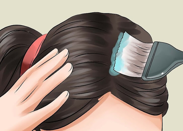 علاج تكثيف الشعر الخفيف