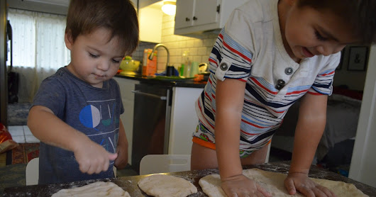 little chefs in training