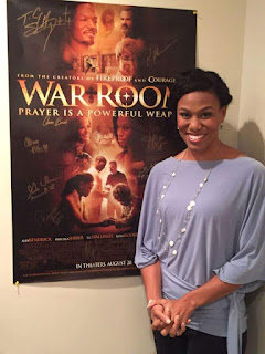 Get to know about this great woman Priscilla Shirer of War Room Movie