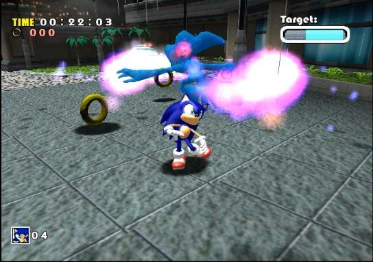 تحميل لعبة سونيك الاصلية Sonic للكمبيوتر من ميديا فاير