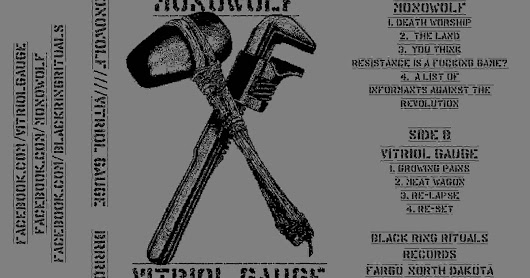 REVIEW - MONOWOLF/VITRIOL GAUGE - SPLIT - CASSETTE