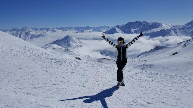 инструктор по горным лыжам Ишгль Серфаус