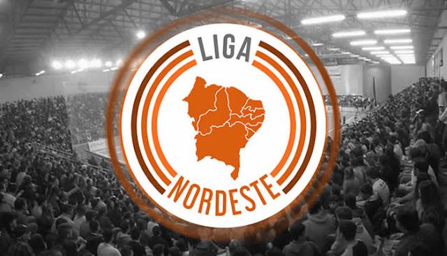 Nordestão de Futsal muda formato e terá 3 sedes na fase classificatória.