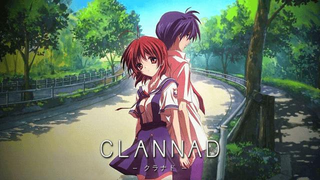 Kisah cinta di anime Clannad bikin terharu