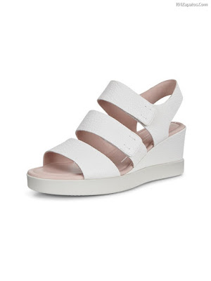 Sandalias Blancas