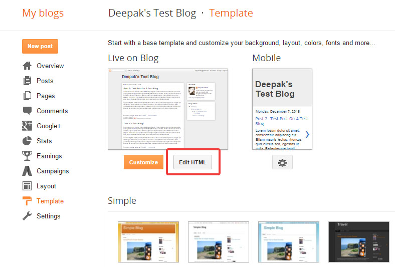 Renaming Older And Newer Page Links In Blogger Stramaxon