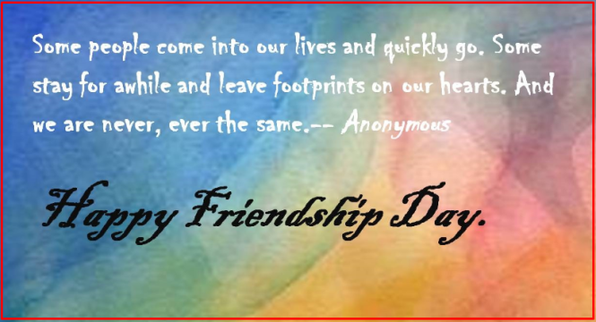 Some Special Quotes About Friendship Enchanting Special Friendship Day Quotes For Husband  Happy Friendship Day