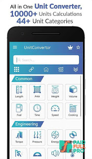 Unit Converter Unit Conversion Calculator app Pro APK