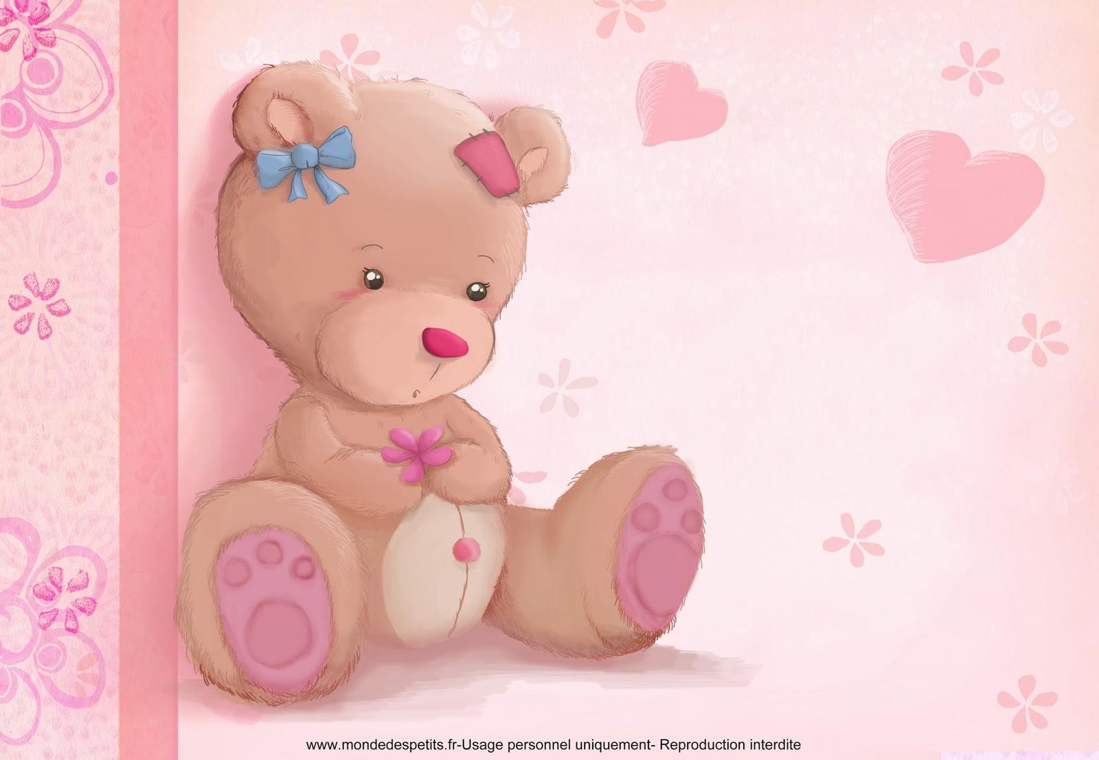 Fondos Tiernos Para Fotos De Bebés