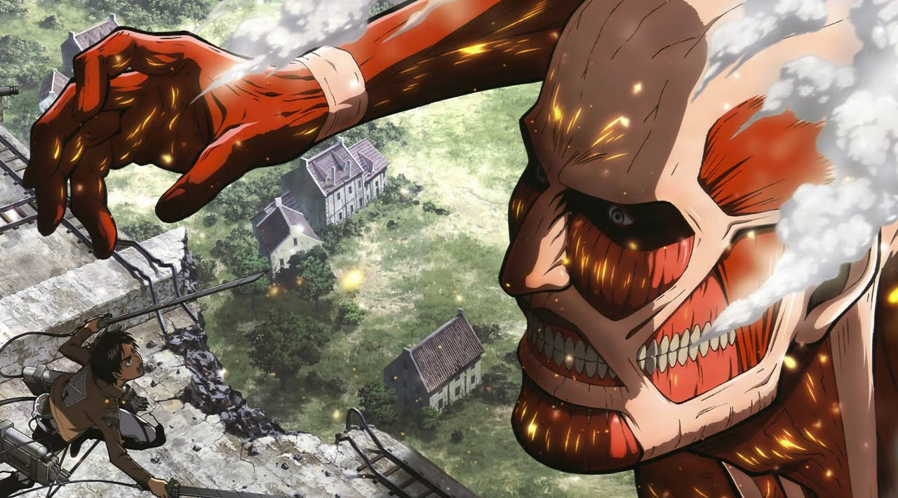 attack on titan hollywod