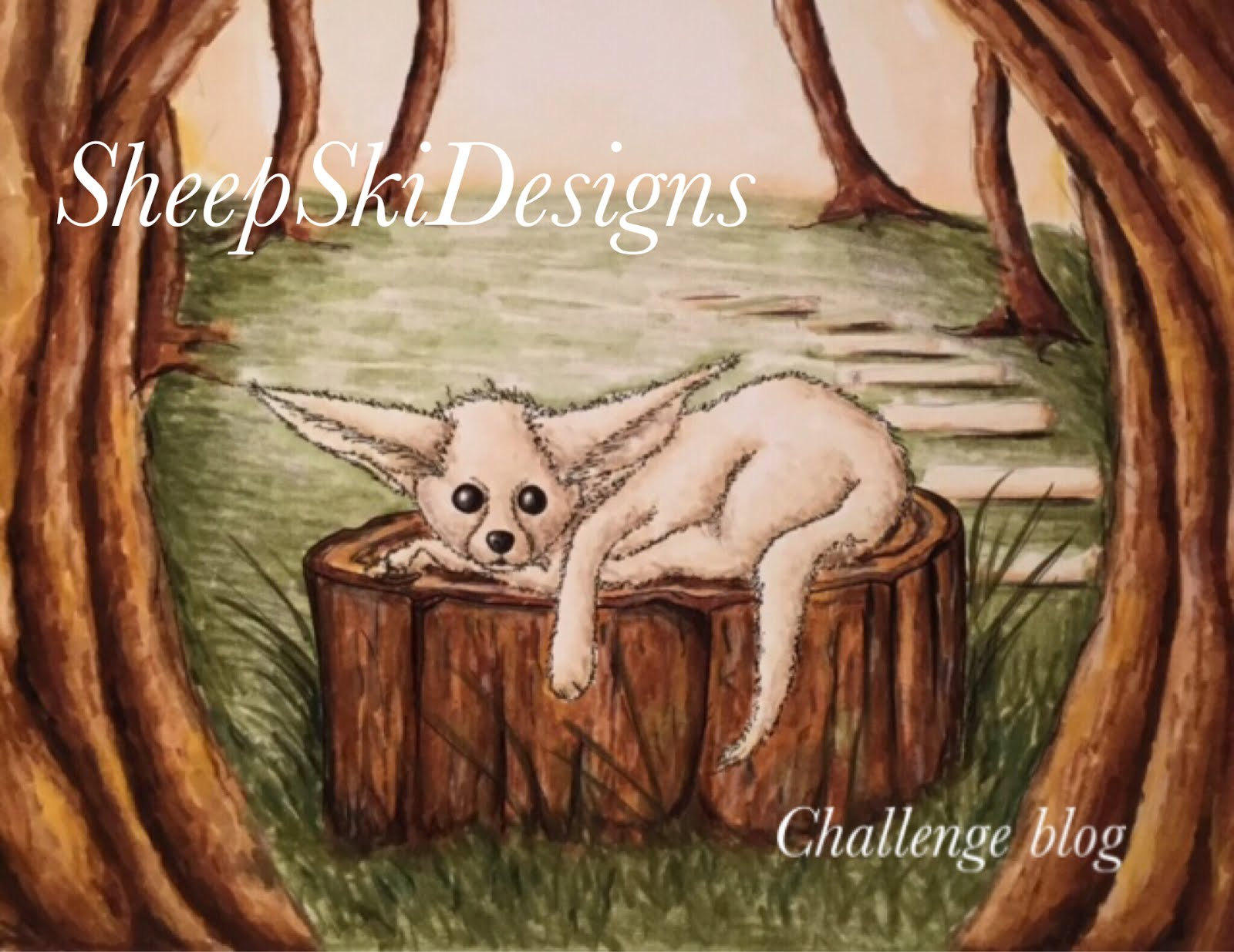 SheepSki Designs Challenges