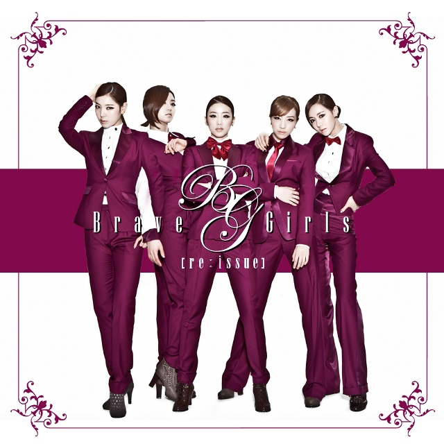 Brave Girls – Re-Issue -EP