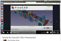 Tutorial de Freecad