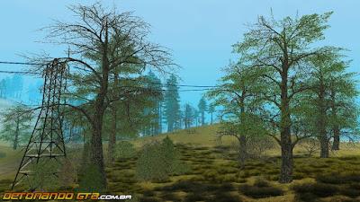 BSOR - Classic version para GTA San Andreas