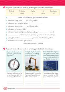 5. Sınıf Matematik Ders Kitabı Cevapları Dikey Sayfa 48
