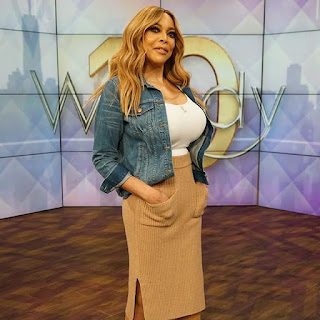 Wendy Williams Takes A Break From Her Show